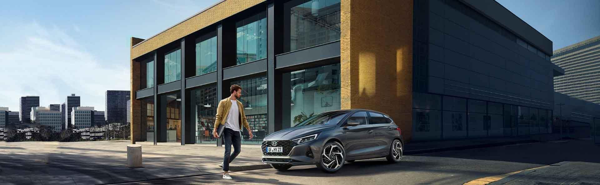 Hyundai Auto Abo; Leasing;
